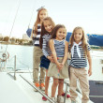 Fashion kids — Stock Photo #55958717