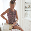 Child cooking — Stock Photo #56454407