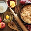 Apple pie — Stock Photo #56633223