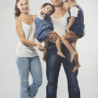 Happy family — Stock Photo #59768153