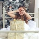 Christmas morning — Stock Photo #59768299