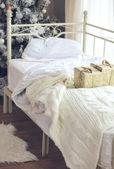 Weihnachtsmorgen — Stockfoto