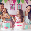 Princess party — Stock Photo #67245193