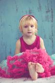 Pretty child — Stock Photo