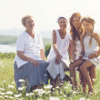 Four generations — Stock Photo #73524533