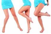Model bacakları — Stok fotoğraf