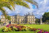 Palace in the Luxembourg Gardens, Paris, France — Stock Photo