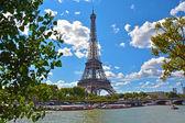 Eiffel Tower, Paris, France — 图库照片