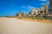 Jumeirah beach Dubai — Stock Photo