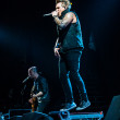 Papa Roach in Moscow — Stock Photo #76747965