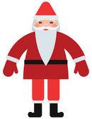 Санта Клаус — Cтоковый вектор