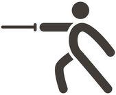 Schermen pictogram — Stockvector
