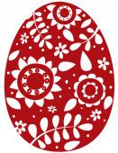 Пасхальное яйцо — Cтоковый вектор