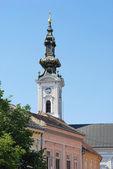 Uma catedral de grande mártir Saint George. — Fotografia Stock