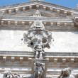 Facade of the Catholic temple in Venice. — Stock Photo #69382187