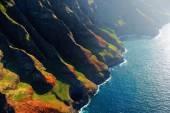 Spectacular Na Pali coast — Stock Photo