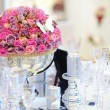 Wedding  table set — Stock Photo #60261773