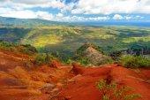 Waimea canyon en hawaii — Foto de Stock