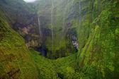 Mountain Waialeale in  Kauai — Foto de Stock