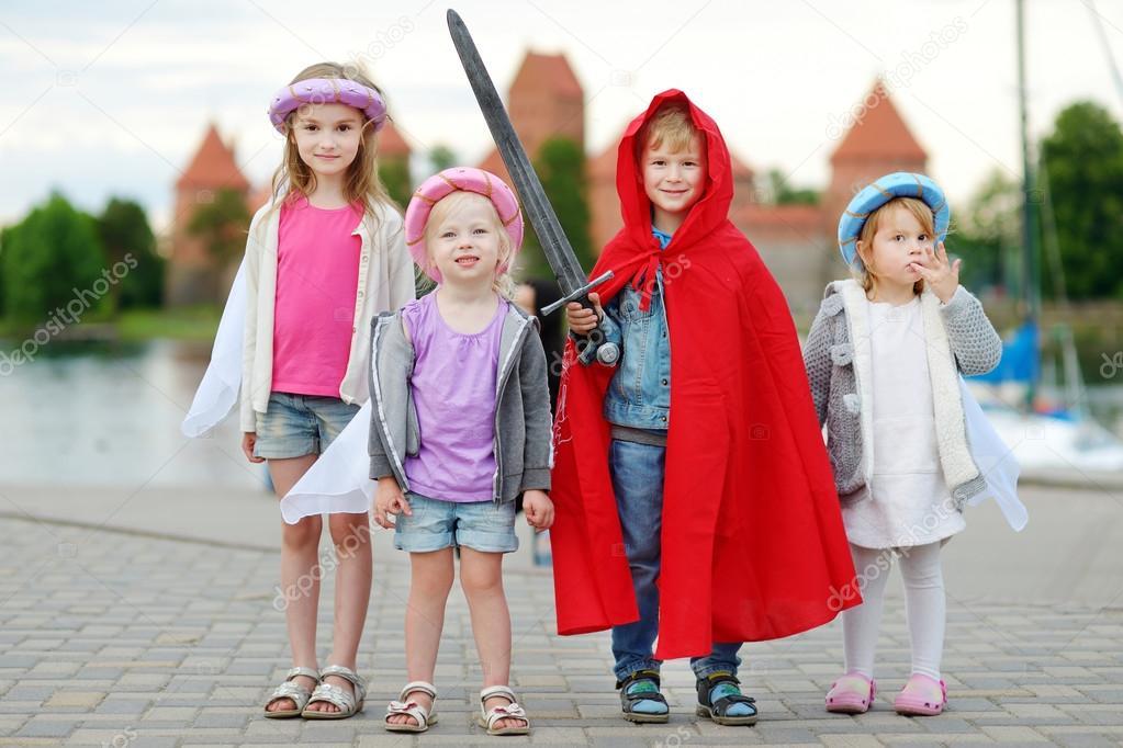 Детский праздник посвящение в рыцари меню для фуршета дома на детский праздник