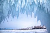 Eishöhle — Stockfoto