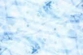Baykal gölü buz doku — Stok fotoğraf