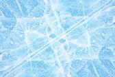 Textura de gelo de baikal — Fotografia Stock