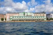 "A restaunt complex ""Standard"" on the Havnegade in Copenhagen. — Foto Stock"