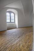 The spiral ramp in Round tower in Copenhagen. — Zdjęcie stockowe