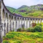 Glenfinnan Viaduct — Stock Photo #62442861
