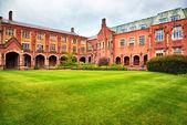 Queen's University of Belfast — 图库照片