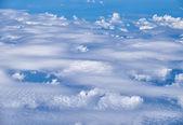 Kupovité mraky — Stock fotografie