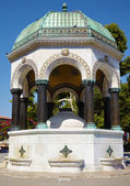 The German Fountain, Istanbul — Stock Photo