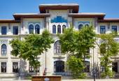 The Turkish and Islamic Arts Museum, Istanbul — Stock Photo