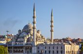 New Mosque, Istanbul — Stock Photo