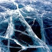 Ice texture — Stock Photo