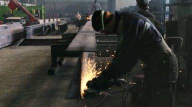 Worker — Stock Video