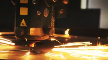Metal Welding — Stock Video