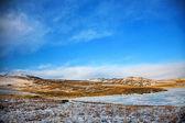Winter am Baikalsee — Stockfoto