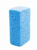 Blue sponge  — Stock Photo