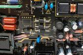 Circuitos electrónicos — Foto de Stock