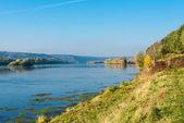 River Dniester — Stock Photo