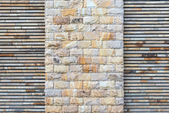 Stone background for interior decoration — Stock Photo