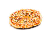 Tasty Italian pizza — Foto de Stock