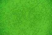 Groene muur textuur — Stockfoto