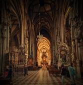 Austria, Vienna 12.06.2013, St. Stephen's Cathedral — Stock Photo