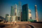 Panorama de la ville de Moscou, Russie — Photo