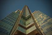 Office skyscraper — Stock Photo