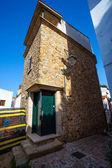 Tossa de Mar, Catalonia, Spain, sample Mediterranean architectur — Stock Photo