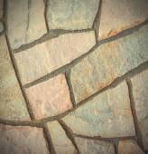 Textuur van stenen muur — Stockfoto